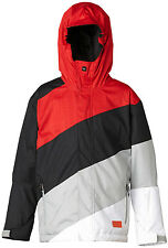 Quiksilver Edge Snowboard Jacket Black Youth