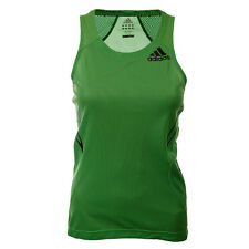 ADIDAS Women's AdiZero Singlet Shirt V32409 Running Shirt UK 4-12 New