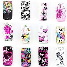 Soft Rubber Silicone Gel TPU Shell Case Cover For Sony Ericsson Xperia ray ST18i