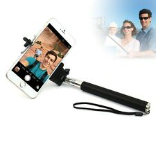 Self Portrait Selfie Handheld Extendable Monopod Stick Holder For iPhone Android