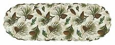 Walk in the Woods Table Runner by Park Designs, Quilted, 13x36 or 13x54, Lovely