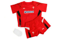 Under Armour Wales 2013/14 Home Infant Kit Red/White