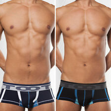 2014 New Sexy Mens Underwear Trunks Shorts Pants Boxer Briefs Soft M L XL Size