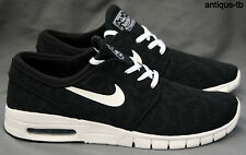 NIKE SB STEFAN JANOSKI MAX MENS NEW BLACK WHITE 631303 010 DS RARE SKATEBOARDING