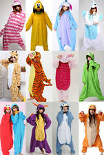 Unisex Onesies Adult Kigurumi Cosplay Costume Animal Onesie Sleepwear Pajamas