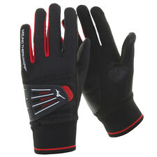 Mizuno Golf 2015 Mens ThermaGrip Winter Playing Golf Gloves - Pair - Black