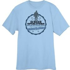 Screed Operators Have Got Smooth Moves Funny Novelty T-Shirt  Z13932