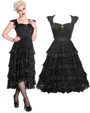 SPIN DOCTOR ~OPHeLia~ Victorian Steampunk GOTHIC Evening Dress 6-24 XS-4XL