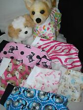Medium Flannel Dog Pajamas, Check out NEW Prints, more sizes in store