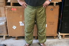 MILITARY COLD WEATHER PANTS LINERS OLIVE DRAB BRAND NEW LARGE LONG SIDE BUTTONS