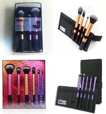 NEW Real TECHNIQUES Makeup Core Collection/Starter Kit/Travel Essentials Brushes