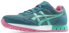 Asics Curreo Shaded Spruce Women D4k8n 8088 Shoes Trainers Women's New