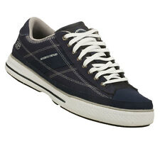 Skechers ARCADE-CHAT Men's Shoes NAVY/WHITE 51033NVW