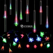 20/30/50CM Meteor Shower Star/Rain/Icicle Snow Fall LED Xmas String Light DZ88