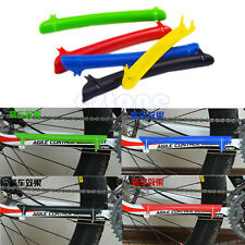 New Mountain Bike Cycling Frame Chain Chainstay Plastic Protector Guard Pad
