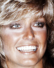 FARRAH FAWCETT CLASSIC SMILE EXTREME CLOSE UP PHOTO OR POSTER