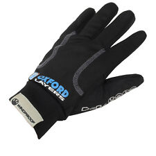 Oxford ChillOut Windproof Motorcycle Gloves Motorbike Bike Base Layer GhostBikes