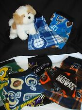 NFL TEAM Size MED Dog Fleece shirt, vest more styles & sizes in my e-bay store