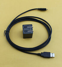 OEM Motorola Dual Port USB Charger Adapter with 6 Feet Data Sync Charging Cable