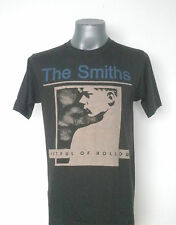 THE SMITHS HATFUL OF HOLLOW T- SHIRT BLACK SIZE S- M- L #S001
