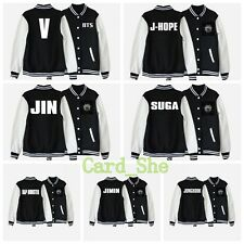 Kpop BTS/Bangtan Boys Team Same Style Fashion sweater Jacket boys and girls