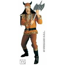 Mens Viking Man Costume Outfit for Toga Party Rome Sparticus Fancy Dress