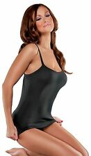 BAMBOO TOP MAGIC SILK SMOOTH SOFT & LUXURIOUS CAMISOLE SHIRT Size S-XL
