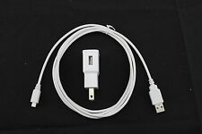 Original Samsung EP-TA10JWE 5.3V 2A Wall Travel Home Charger Adapter +6 Ft Cable