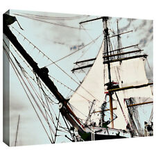 ArtWall Linda Parker 'Sailing on Star of India I' Gallery-Wrapped Canvas