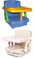 Kids Kit HI-SEAT BOOSTER SEAT Baby/Child Travel Feeding Safety Highchair BN