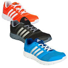 Mens adidas Breeze Running Shoes In Various Colours From Get The Label