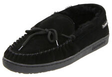 Bearpaw Moc 1295 Men's Moccasin Slippers Shoes Suede