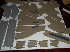 TRACKMASTER THOMAS TANK ENGINE TRAIN TRACK AND SUPPORTS VARIOUS