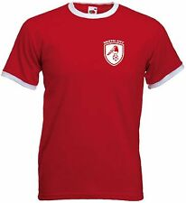 Bristol City FC Retro Style Football Club Soccer T-Shirt - All Sizes Available