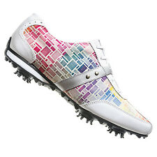 2014 FootJoy Ladies LoPro Collection Buckle Golf Shoes 97159 CLOSEOUT NEW