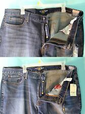 *NWT* LUCKY BRAND BLUE JEANS-361 Vintage-Mid Rise/Classic Fit/Straight Leg