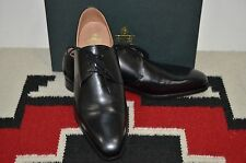 Crockett & Jones Made in England Highbury Black Dress Shoes
