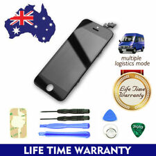 For iPhone 5 C S Grade A+++ LCD Digitizer Touch Screen Replacement Black White