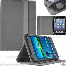 """Universal Grip Stand Folding Case Cover For 7"""" 7 Inch Tab Android Tablet PC Mid"""