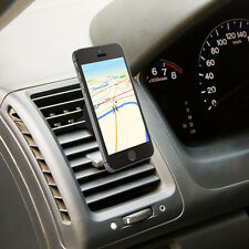 Universal Magnetic Auto Car Air Vent Mount Holder Dock For Cell Phone Tablet GPS