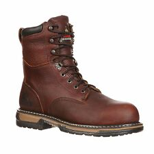 NEW ROCKY IRONCLAD INSULATED WATERPROOF WORK BOOTS 5694 400GR INSULATED