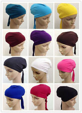 ALS-XM0900 2015 Muslim Beautiful Inner Hijab Caps Islamic Underscarf Hats
