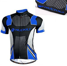 Cycling Jersey Outdoor Sports Quick Dry Breathable Clothing Bike Shirts Sz M-XXL