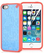 Retro 3D Maze Toy Puzzle Game Hard Back Case Cover for the iPhone 5 / 5S / SE