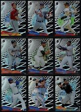 2014 Topps High Tek Grid / Net Pattern Variation You Pick Finish Your Set
