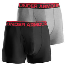 "Under Armour 2015 Original 3"" Boxerjock Mens Boxer Briefs Performance Underwear"