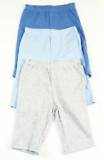 Infant Boy's Pull-on Pants First Moments Set of 3 Baby Layette
