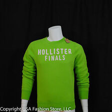Hollister by Abercrombie Men's Hoodies Emerald Cove Green NWT