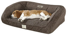 Orvis Deep Dish Dog Bed With Memory Foam / Only Small Dogs Up To 40 Lbs.