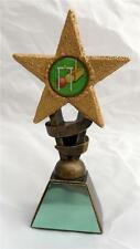 """CROQUET Star Trophy 5.5"""" or 6.75"""" FREE ENGRAVING Personalised Award New"""